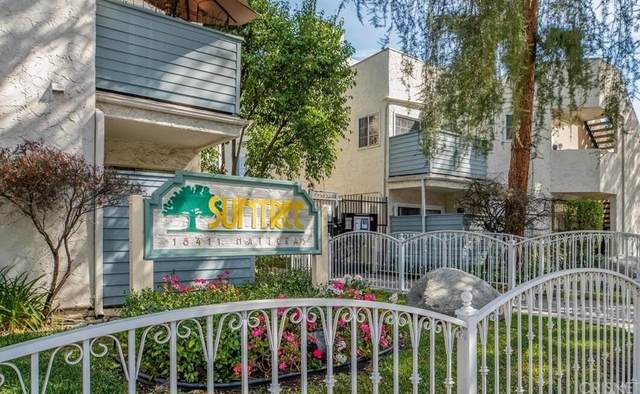 18411 Hatteras Street #138, Tarzana, CA 91356 (#SR21152052) :: The Kohler Group