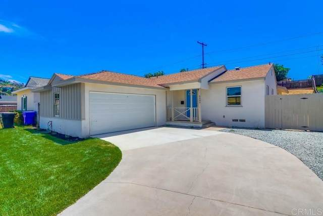 5597 Hamill Avenue, San Diego, CA 92120 (#PTP2104896) :: The Kohler Group