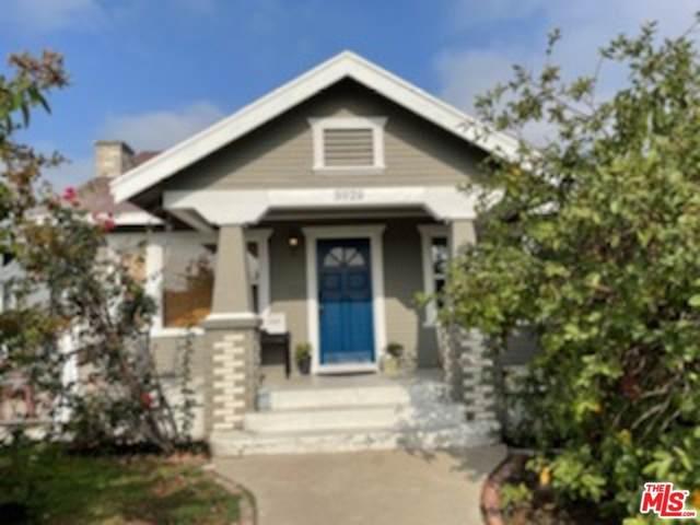 3927 Arlington Avenue, Los Angeles (City), CA 90008 (#21759888) :: Doherty Real Estate Group