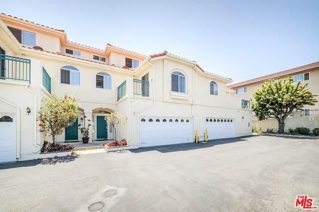 4489 Spencer Street #304, Torrance, CA 90503 (#21760028) :: Doherty Real Estate Group