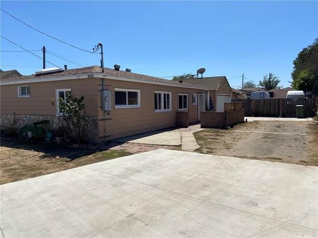 4626 W 167th Street, Lawndale, CA 90260 (#PW21152124) :: Jett Real Estate Group
