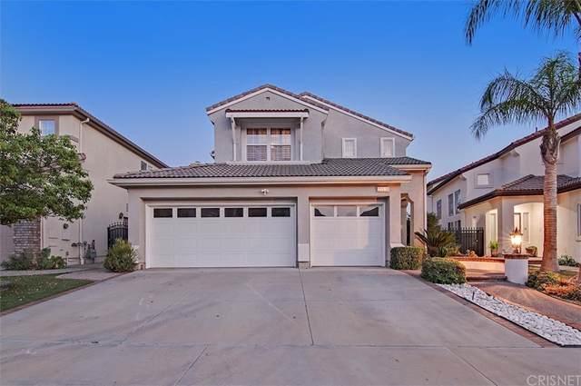 20538 Como Lane, Porter Ranch, CA 91326 (#SR21140357) :: The Kohler Group