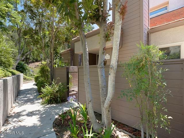 358 Via Colinas, Westlake Village, CA 91362 (#221003832) :: The Kohler Group