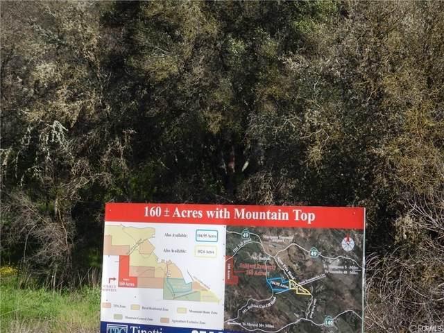 0 Old Toll Road, Mariposa, CA 95338 (#MC21152637) :: Zen Ziejewski and Team