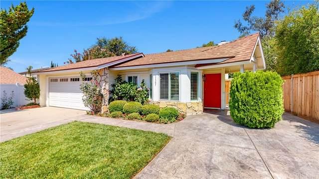 11307 Glamis Street, Sylmar, CA 91342 (#SR21152578) :: Robyn Icenhower & Associates