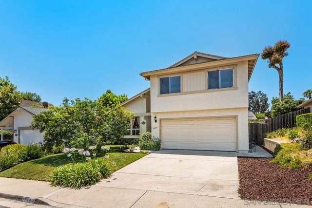 13664 Via Cima Bella, San Diego, CA 92129 (#210019609) :: Mark Nazzal Real Estate Group