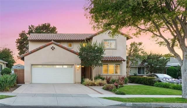 905 Teri Avenue, Torrance, CA 90503 (#SR21149340) :: Mainstreet Realtors®