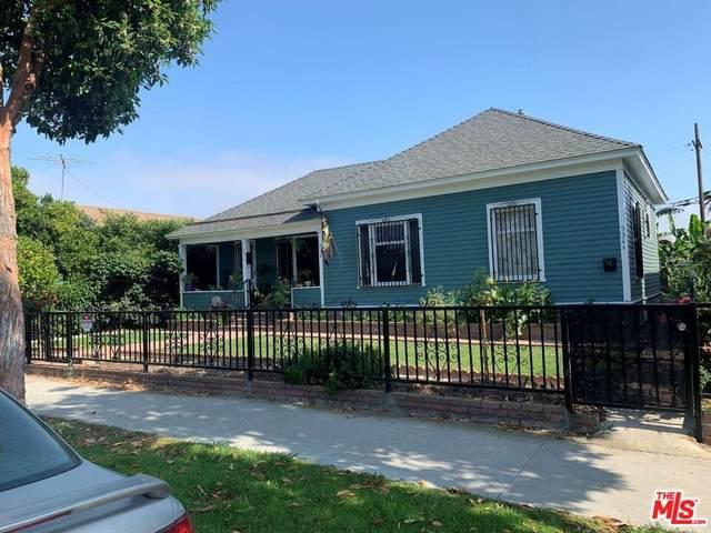534 E 19Th Street, Long Beach, CA 90806 (#21760058) :: Mark Nazzal Real Estate Group