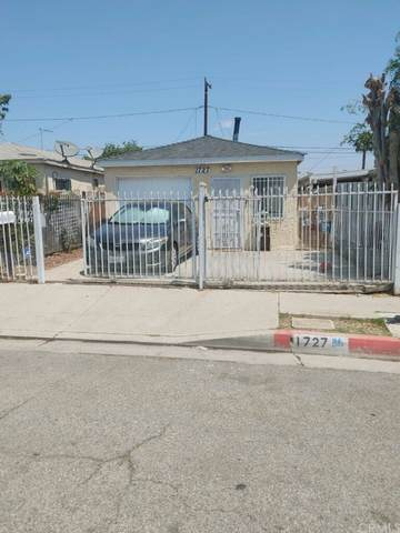 1727 W 155th Street, Compton, CA 90220 (#DW21153052) :: Realty ONE Group Empire