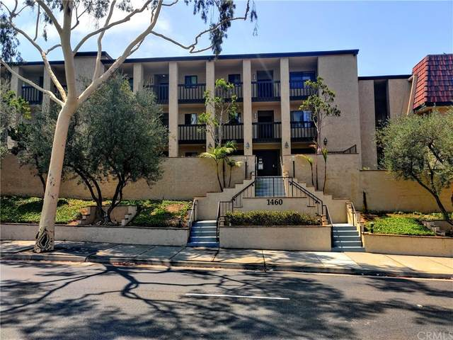 1460 E Willow Street #211, Signal Hill, CA 90755 (#WS21152756) :: Cochren Realty Team | KW the Lakes