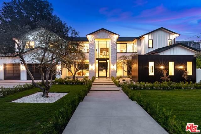15907 Valley Vista Boulevard, Encino, CA 91436 (#21760556) :: Mark Nazzal Real Estate Group