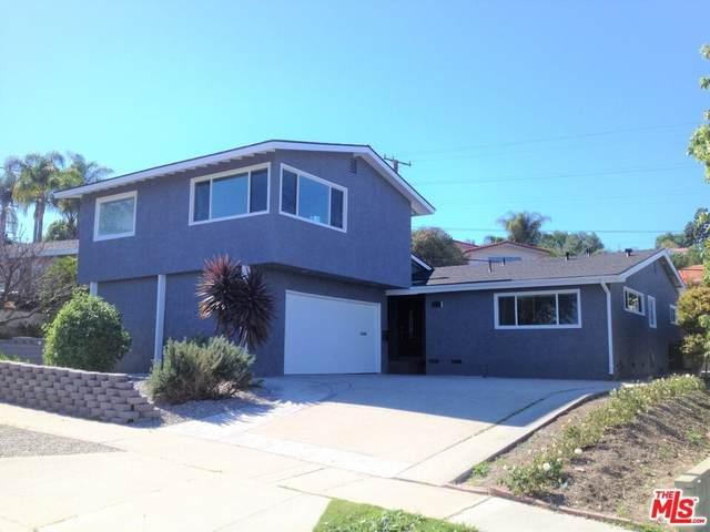 28745 N Enrose Avenue, Rancho Palos Verdes, CA 90275 (#21760596) :: Millman Team
