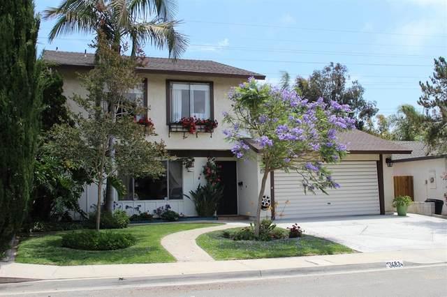 3683 Mount Ariane Drive, San Diego, CA 92111 (#NDP2108175) :: Mark Nazzal Real Estate Group