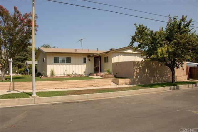 18568 Lemay Street, Reseda, CA 91335 (#SR21151512) :: Robyn Icenhower & Associates