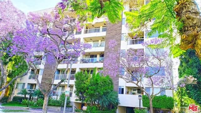 441 N Oakhurst Drive #404, Beverly Hills, CA 90210 (#21760186) :: Mainstreet Realtors®