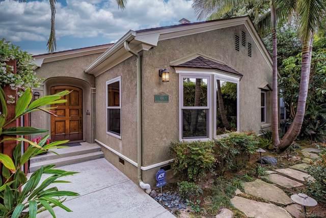 886 Cordova Street, San Diego, CA 92107 (#210019698) :: Realty ONE Group Empire