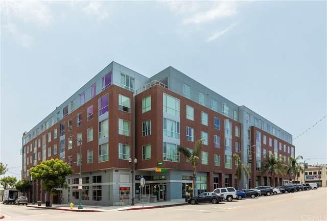 285 W 6th Street #306, San Pedro, CA 90731 (#SB21148030) :: The Kohler Group