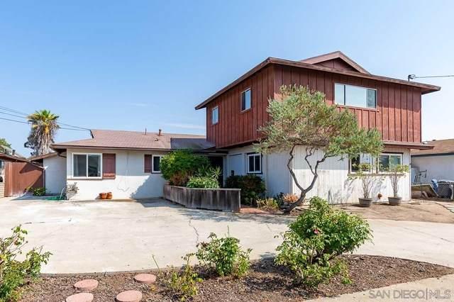 1607 Watwood, Lemon Grove, CA 91945 (#210019701) :: Robyn Icenhower & Associates