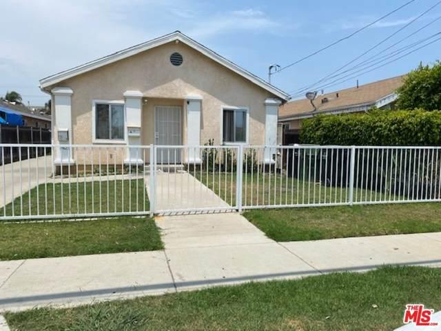 3623 W 105Th Street, Inglewood, CA 90303 (#21760774) :: The Kohler Group