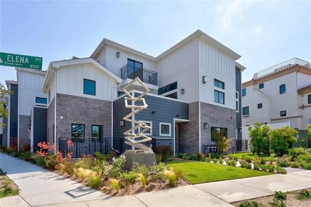 530 N Elena Avenue, Redondo Beach, CA 90277 (#SB21153944) :: Doherty Real Estate Group