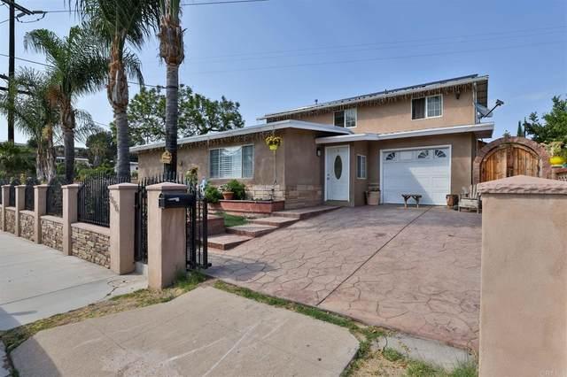 5806 Lynn Street, San Diego, CA 92105 (#PTP2104948) :: Doherty Real Estate Group