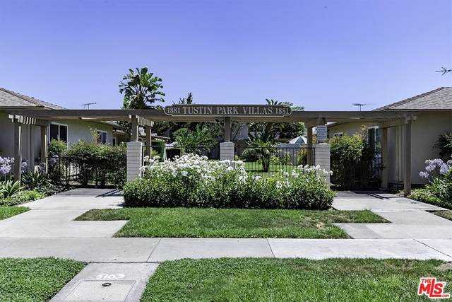 1881 Mitchell Avenue #133, Tustin, CA 92780 (#21757686) :: The Kohler Group