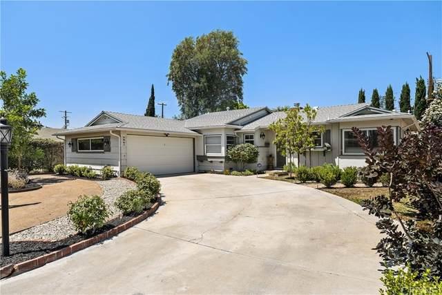 7341 Ostrom Avenue, Lake Balboa, CA 91406 (MLS #SR21154167) :: CARLILE Realty & Lending