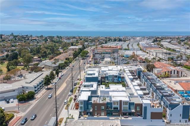 1920 S Pacific Coast Hwy #212, Redondo Beach, CA 90277 (#PV21152932) :: Frank Kenny Real Estate Team