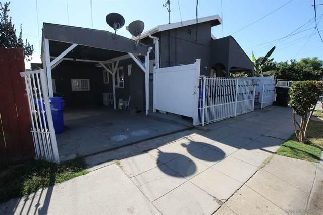 2775 Marcy Ave, San Diego, CA 92113 (#210019776) :: Robyn Icenhower & Associates