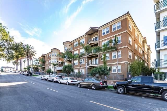 917 S New Hampshire Avenue #415, Los Angeles (City), CA 90006 (#SB21153080) :: Cochren Realty Team | KW the Lakes