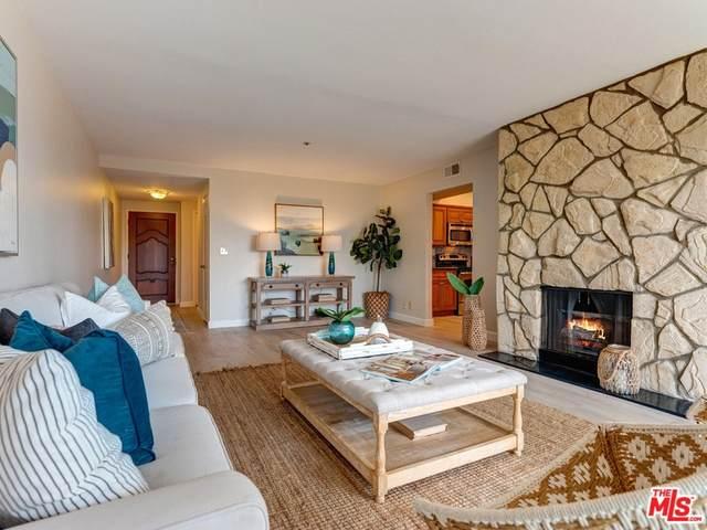 230 S Catalina Avenue #206, Redondo Beach, CA 90277 (#21760926) :: Frank Kenny Real Estate Team