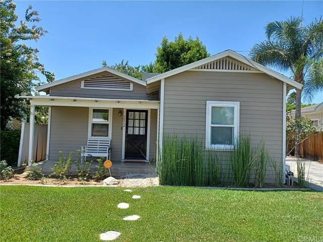212 E Date Street, Brea, CA 92821 (#OC21154445) :: Mark Nazzal Real Estate Group