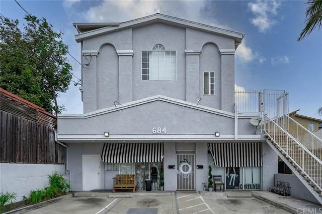 684 W 3rd Street, San Pedro, CA 90731 (#SB21154470) :: The Costantino Group | Cal American Homes and Realty