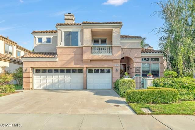 11572 Sagewood Drive, Moorpark, CA 93021 (#221003864) :: RE/MAX Empire Properties