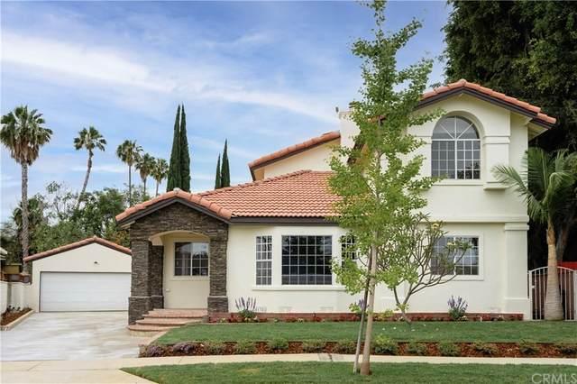 4138 Fairman Street, Lakewood, CA 90712 (#DW21151993) :: The Kohler Group