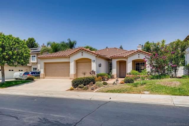 3120 Ferncreek Ln, Escondido, CA 92027 (#210019862) :: Eight Luxe Homes