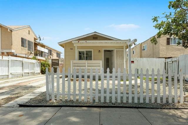 4159 4161 42nd Street, San Diego, CA 92105 (#210019866) :: Mark Nazzal Real Estate Group