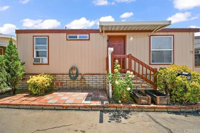 2191 Harbor Boulevard #73, Costa Mesa, CA 92627 (#PW21153640) :: Latrice Deluna Homes