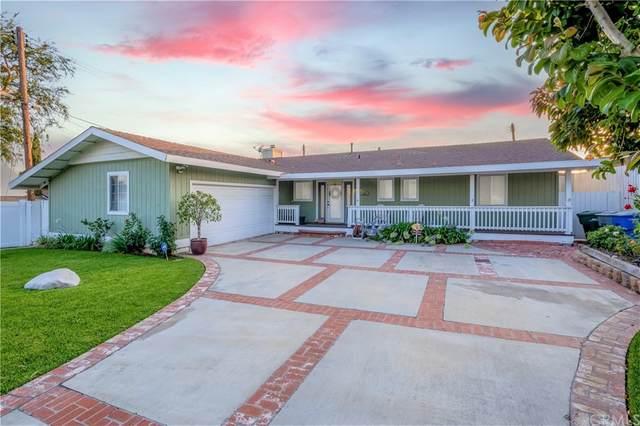 1221 N Cypress Street, La Habra, CA 90631 (#PW21153999) :: Robyn Icenhower & Associates