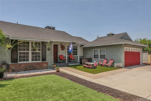 9429 Nagle Avenue, Arleta, CA 91331 (#SR21154125) :: Robyn Icenhower & Associates