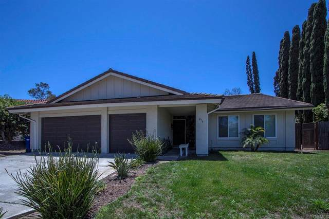 816 Santa Inez, Solana Beach, CA 92075 (#NDP2108240) :: Robyn Icenhower & Associates