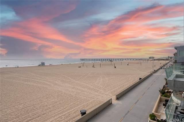712 The Strand, Hermosa Beach, CA 90254 (#SB21153394) :: Cochren Realty Team | KW the Lakes