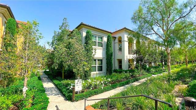 126 Overbrook, Irvine, CA 92620 (#OC21151631) :: Mark Nazzal Real Estate Group