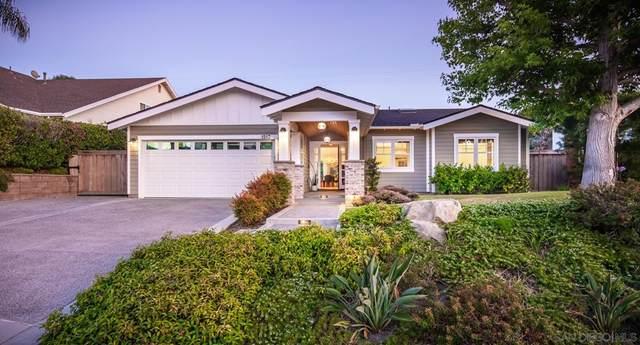 1517 Avenida De Las Adelsas, Encinitas, CA 92024 (#210019946) :: Robyn Icenhower & Associates