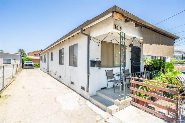 1017 Mark Street, Los Angeles (City), CA 90033 (#DW21155042) :: Swack Real Estate Group | Keller Williams Realty Central Coast