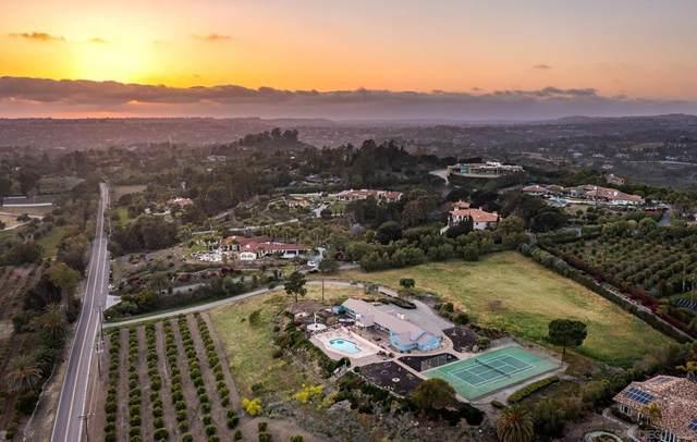 6124 El Camino Del Norte, Rancho Santa Fe, CA 92067 (#210019964) :: Robyn Icenhower & Associates