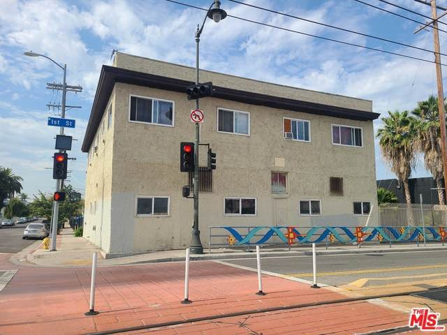 1526 E 1St Street, Los Angeles (City), CA 90033 (#21761506) :: Swack Real Estate Group | Keller Williams Realty Central Coast