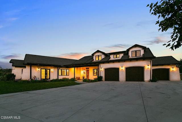 15645 Lapeyre Road, Moorpark, CA 93021 (#221003887) :: Cochren Realty Team | KW the Lakes