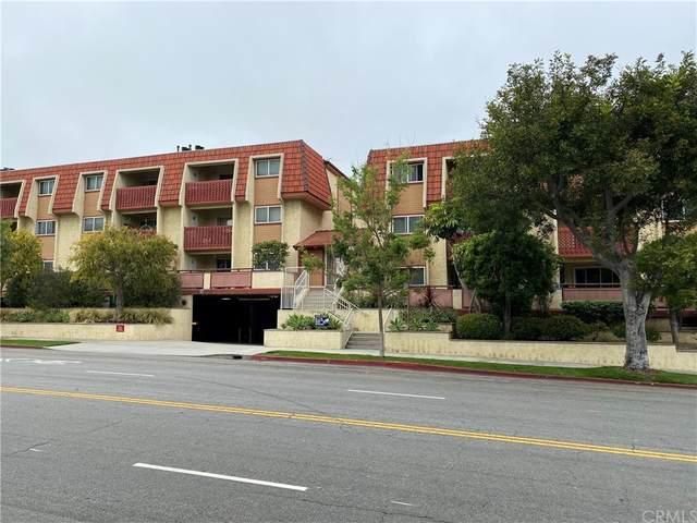 950 Main Street #203, El Segundo, CA 90245 (#AR21119407) :: Millman Team