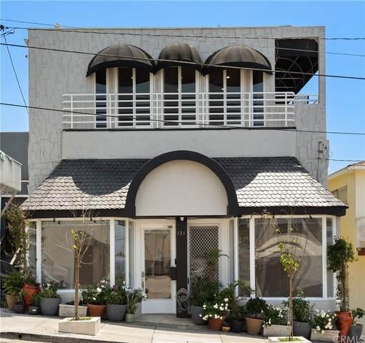 124 11th Street, Manhattan Beach, CA 90266 (#SB21143891) :: Mark Nazzal Real Estate Group